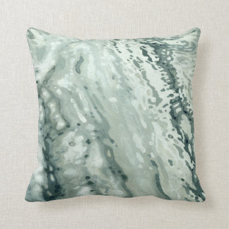 Beach Shore Line Coastal Pillow by Juul