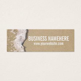 Beach Shore Mini Business Card