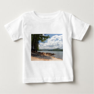 Beach Shoreline Photograph Baby T-Shirt