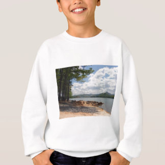 Beach Shoreline Photograph Sweatshirt
