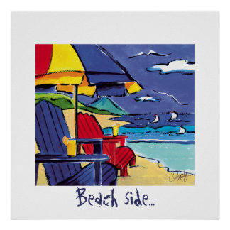 Beach Side poster