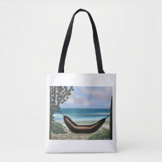 Beach Siesta Tote Bag
