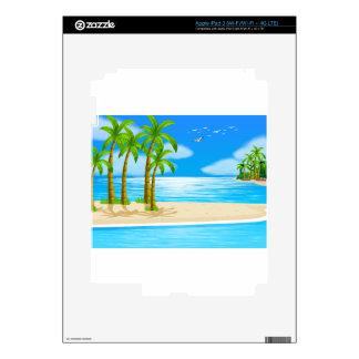 Beach Skins For iPad 3