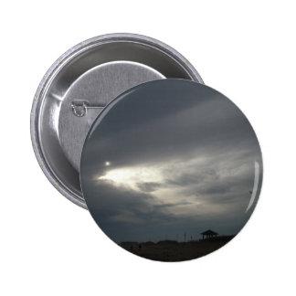 Beach Sky 2 Pinback Button
