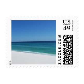 Beach Small Postage