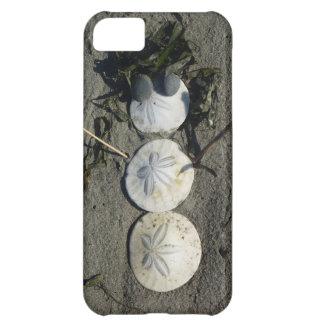Beach Snowman Cover For iPhone 5C