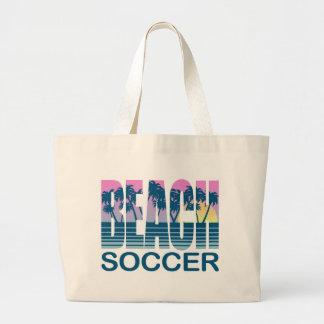 Beach Soccer Canvas Bags