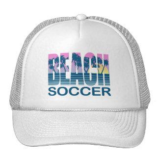 Beach Soccer Hat