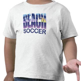 Beach Soccer T-shirts