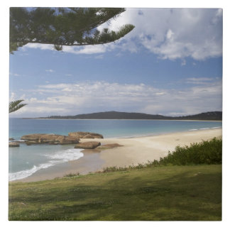 Beach, South West Rocks, New South Wales, Ceramic Tile