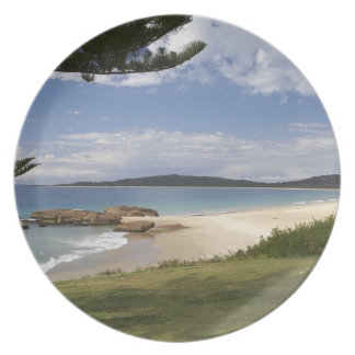 Beach, South West Rocks, New South Wales, Dinner Plate