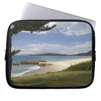 Beach, South West Rocks, New South Wales, Laptop Computer Sleeves