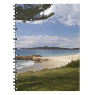 Beach, South West Rocks, New South Wales, Spiral Notebooks