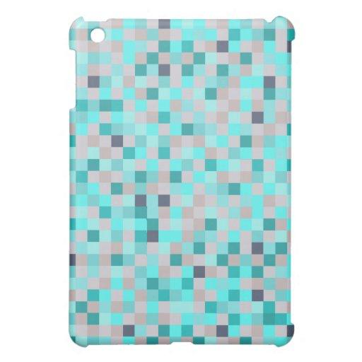 Beach Squares iPad Mini Cases