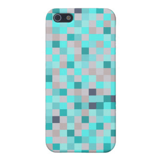 Beach Squares iPhone SE/5/5s Cover