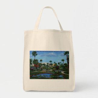 Beach St., Daytona Beach, FL Vintage Tote Bag