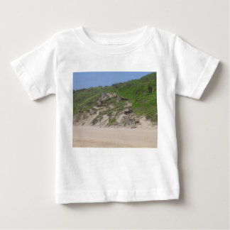 Beach Stairs Baby T-Shirt