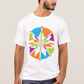 Beach Star 7 Point Design T-Shirt