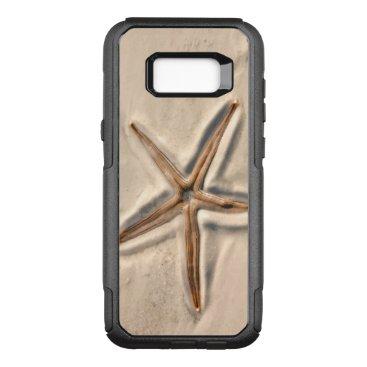 Beach Themed Beach Starfish OtterBox Commuter Samsung Galaxy S8  Case