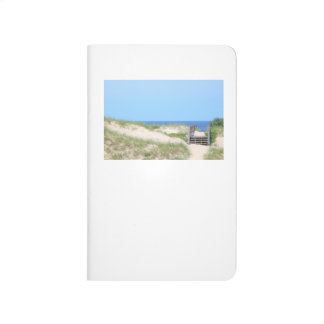 Beach Steps Pocket Journel Journal