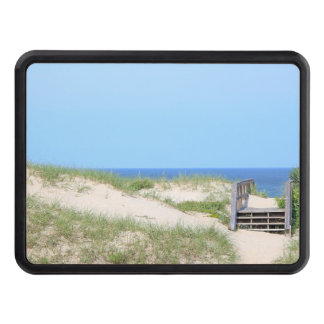 Beach Steps Tow Hitch Cover