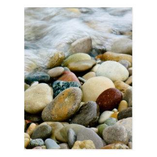 Beach Stones I Postcard