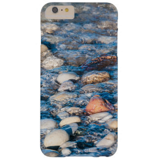 Beach stones on the lake shore barely there iPhone 6 plus case