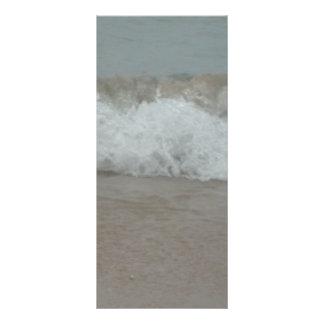 Beach Storm Surf Rack Card