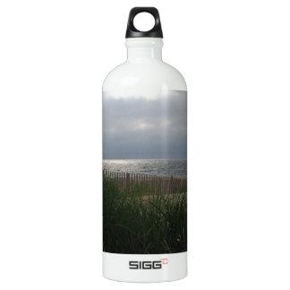Beach Storm Water Bottle