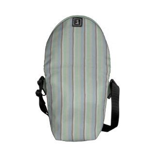 Beach Stripes Messenger Bags