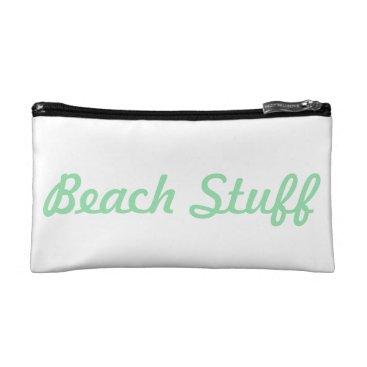 Beach Themed Beach Stuff Bag