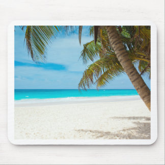 Beach Style Mouse Pad