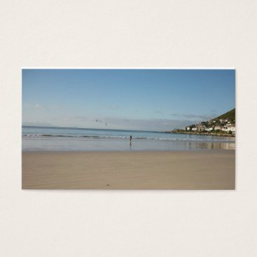 Professional Business Beach Sublime ~ Business Cards