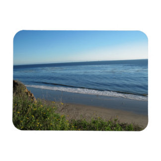 Beach, Summerland, California Magnet