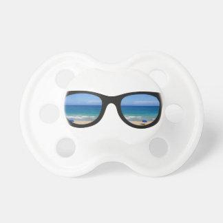 Beach Sunglasses Pacifier