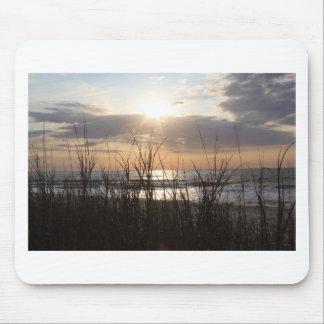 Beach Sunrise Mouse Pads