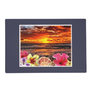 Beach Sunrise Placemat