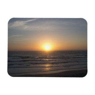 Beach Sunrise Premium Flexi Magnet