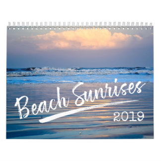 Beach Sunrises - Florida Calendar