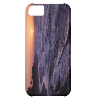Beach Sunset Case For iPhone 5C