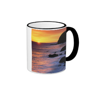 Beach Sunset Coffee Mug 2