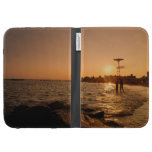 Beach Sunset - Coney Island - Brooklyn Case For Kindle