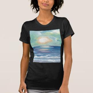 Beach Sunset - CricketDiane Ocean Art T-Shirt