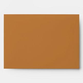 beach sunset envelopes