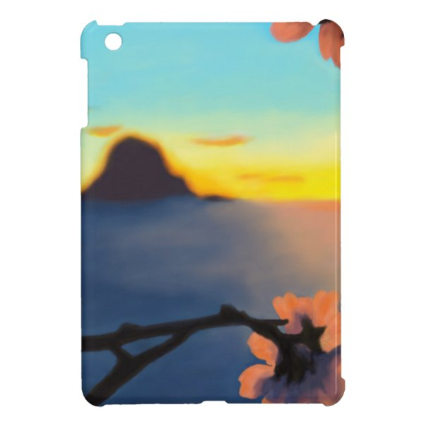 Beach Sunset iPad Mini Cases