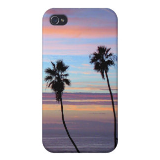 Beach Sunset iPhone4 Case iPhone 4 Case