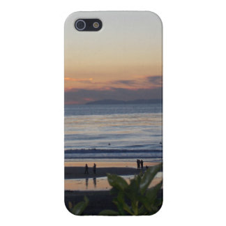 Beach Sunset iPhone5 Case