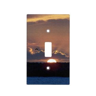 Beach Sunset Light Switch Cover