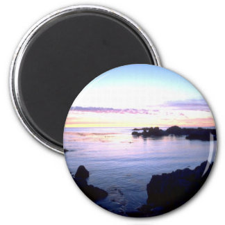 Beach Sunset Magnet