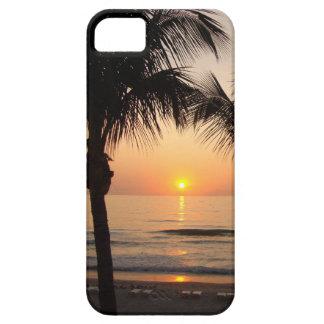 Beach Sunset Ocean Photography iPhone 5 Case